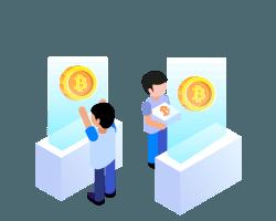 a zsinór pénzt keres a bitcoinokon