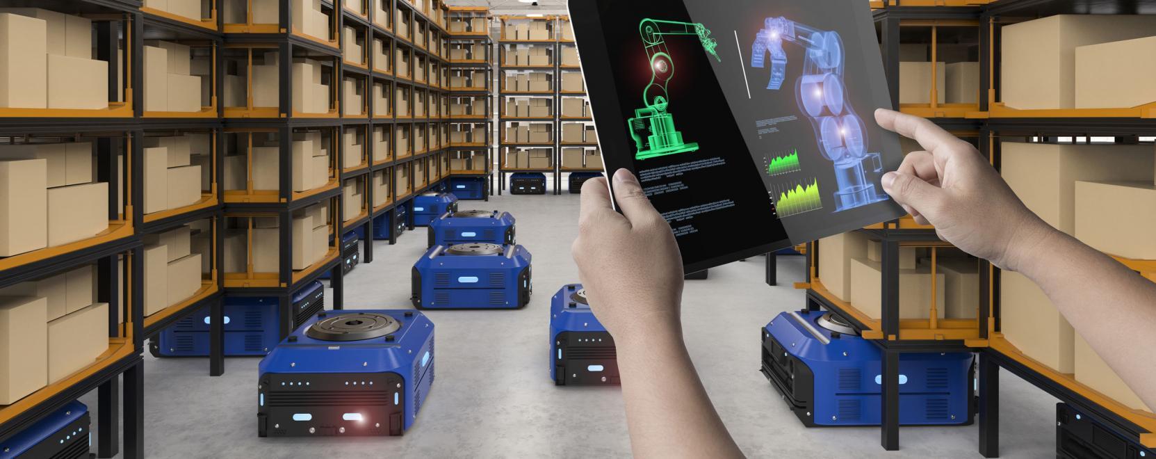 IoT Zóna - logisztika - Újabb robotikai központot nyit az Amazon