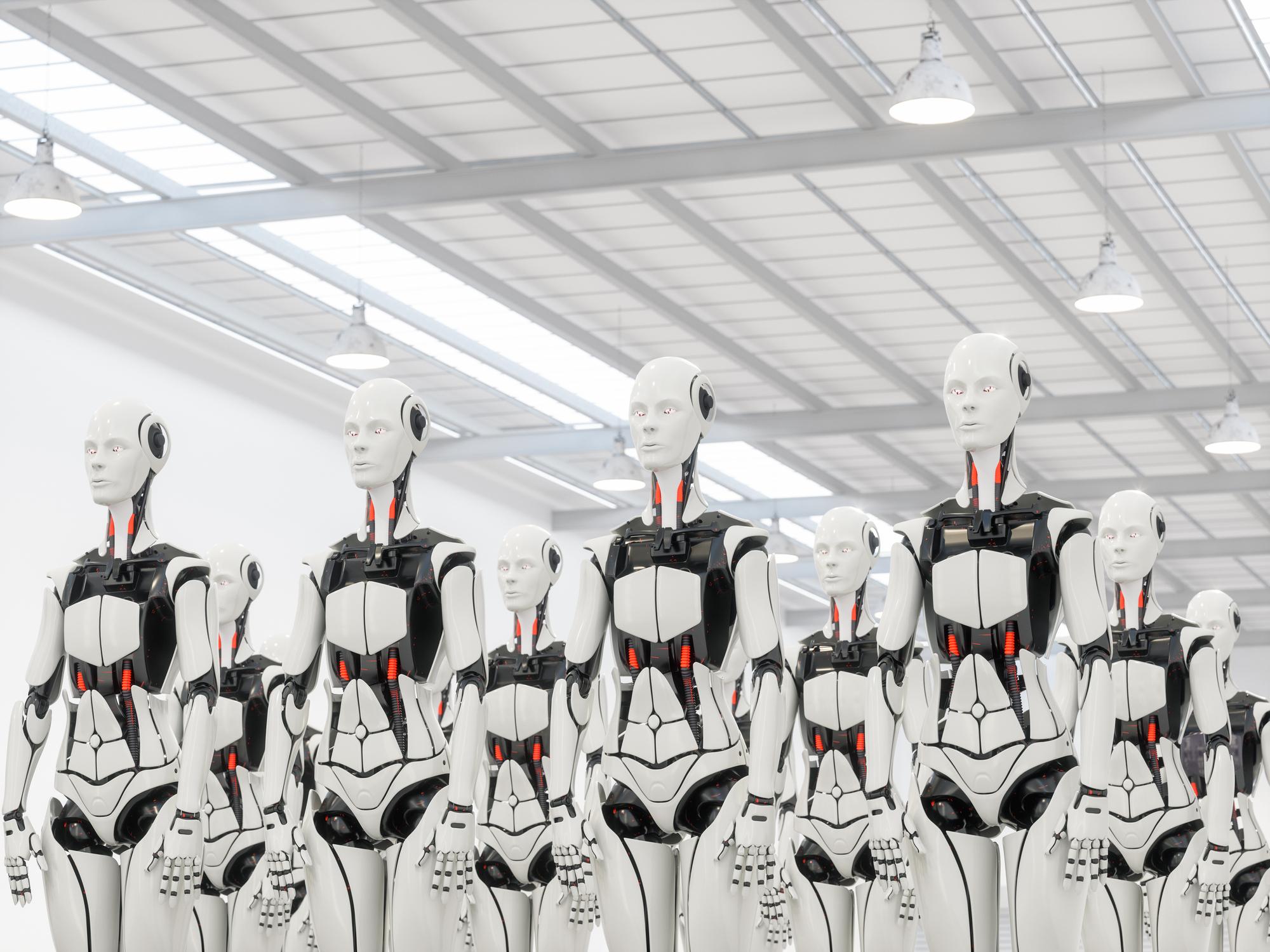 robotokkal foglalkozó központok