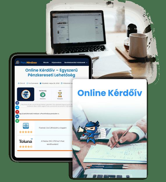 az online pénzkeresés legújabb módszerei