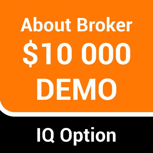 iQ Option alkalmazás