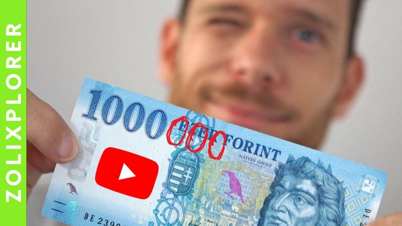 Hogyan lehet egyedül pénzt keresni a youtube-on. Hogyan lehet pénzt keresni a YouTube-on