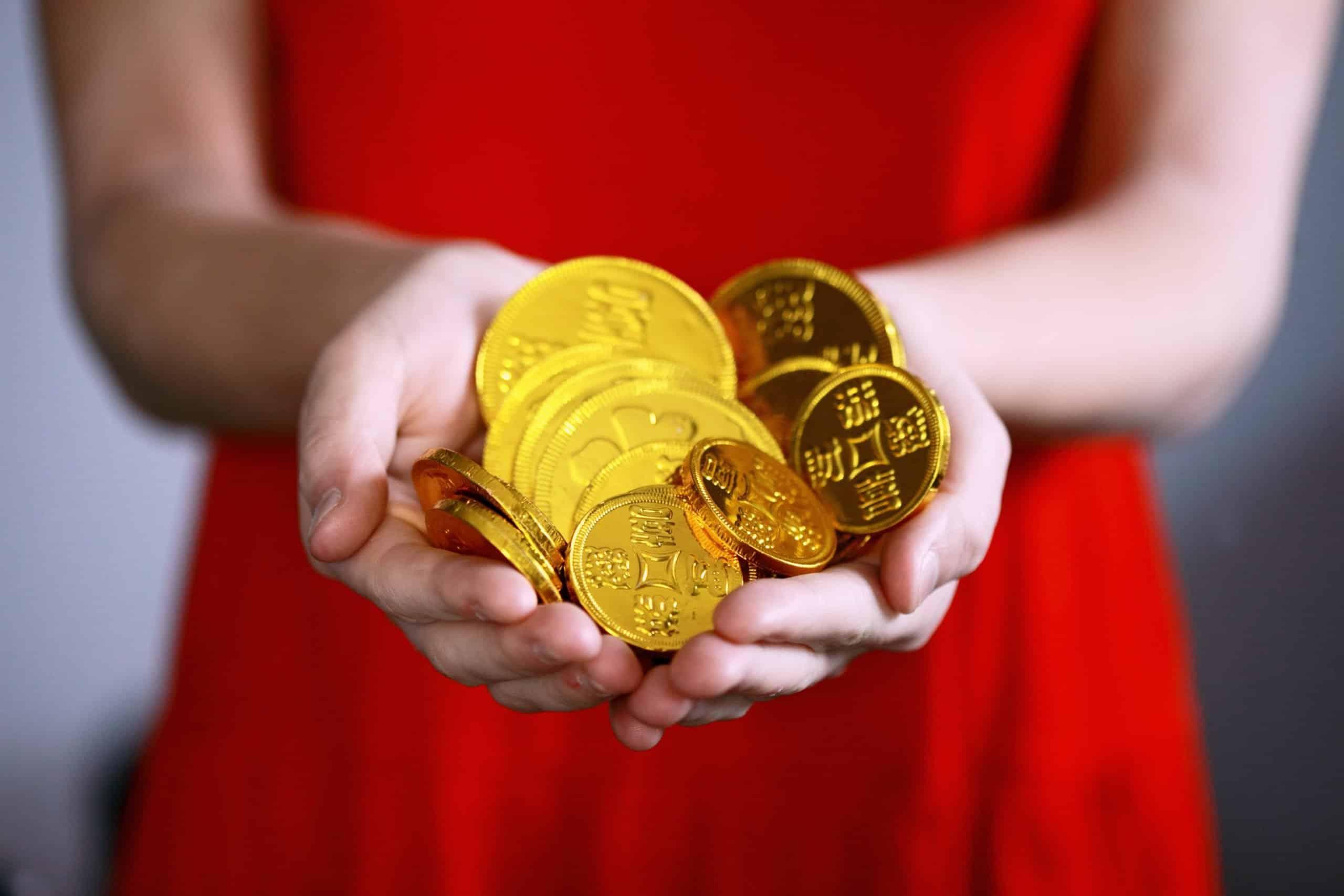 érmék, hogyan lehet gyorsan pénzt keresni