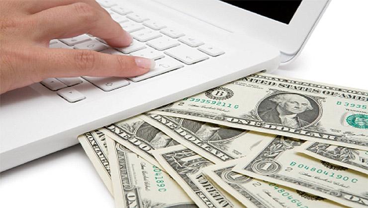 Online, otthonról - gépelés és fotóeladás - Egy dollár - a pénzszaporítás mestersége