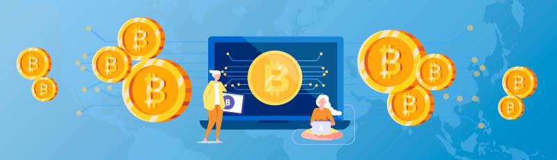 bitcoin hogyan lehet pénzt cserélni
