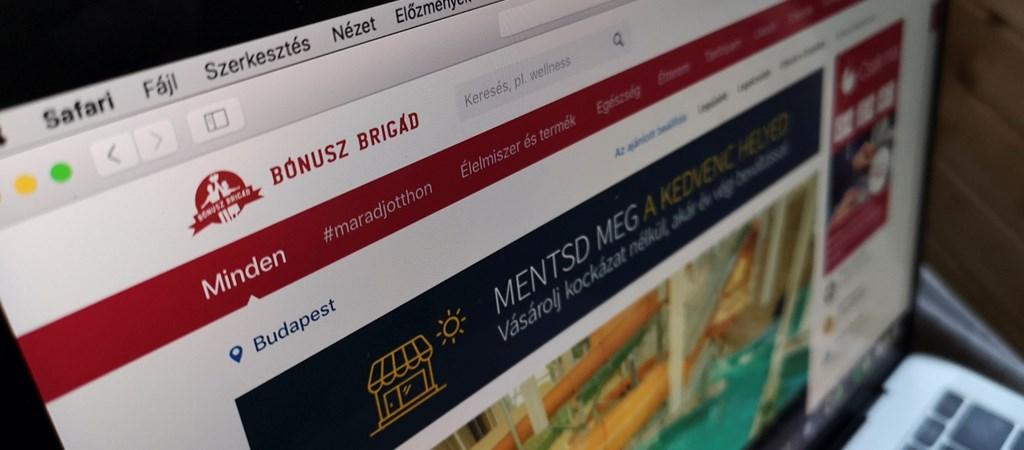 Csődvédelmet kért a Bónusz Brigád a koronavírus miatt
