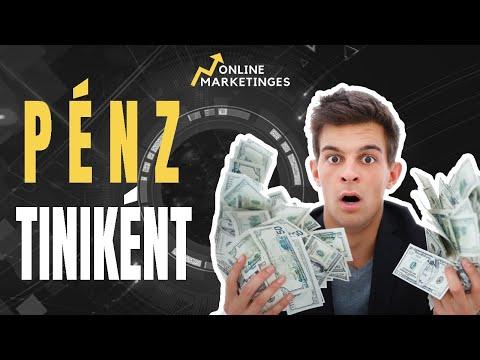 hol és e pénzt keresni