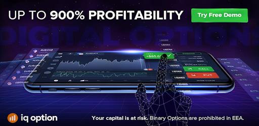 IQ Forex Broker – Trading platform