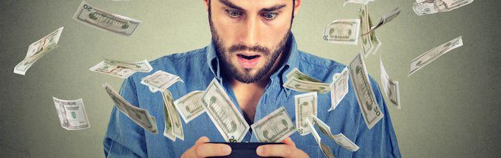 Oleg sikeres pénzt keres az interneten