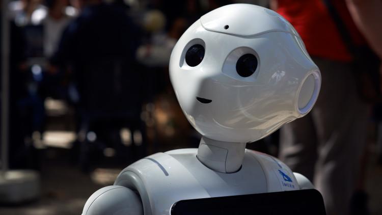 robotok általi kereskedelem a piacon