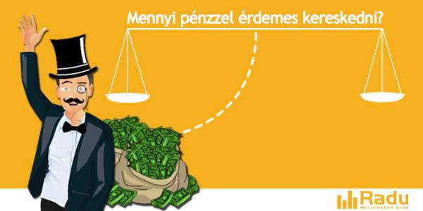 hogyan kell helyesen kereskedni az egyének további jövedelme