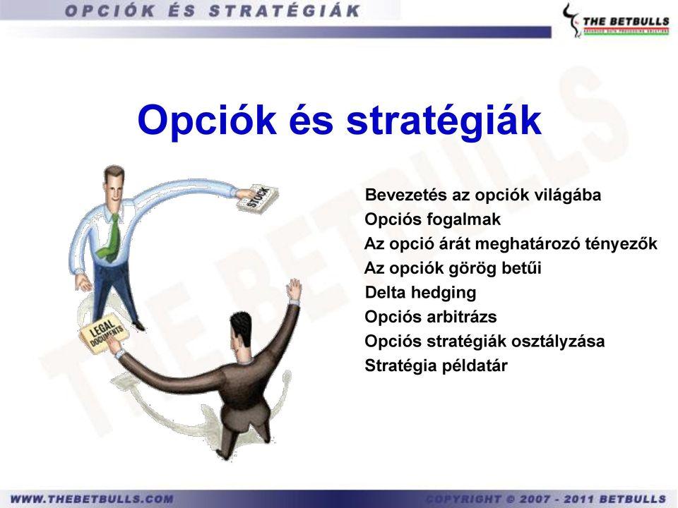 Hudák Renáta - Kockázatkezelés, opciós ügyletek   krisztinahaz.hu