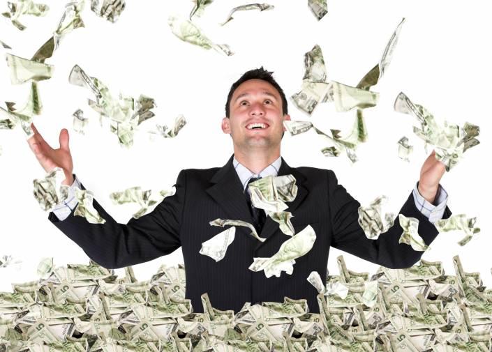hogy a gazdagok hogyan kerestek pénzt kereskedő csapat