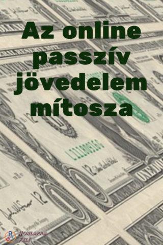 Passzív jövedelem: mítosz vagy valóság?   The Pitch