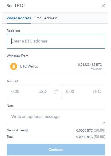 felső bitcoin pénztárca