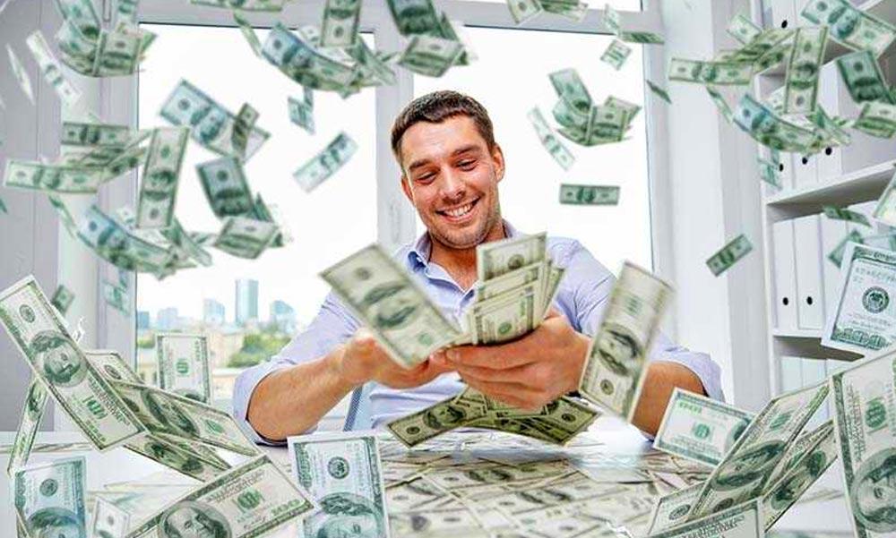 nagy pénzt kereshet hogyan lehet pénzt keresni a kanapén ülve